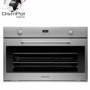 Ariston Built-In Digital Gas Oven Electric Grill, 97 Litres, Stainless Steel - MKG 23 (IX)