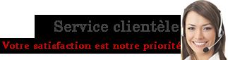 Service clientel
